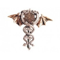 Sacred Dragon Amulet - Για Ισχυρή Προστασία