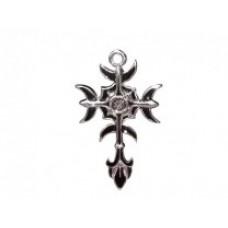 Gothic Moon Cross – Για Σοφία και Εξύψωση Πνεύματος