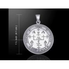 Η Σφραγίδα του Αρχάγγελου Ουριήλ Για Μαγεία και Καλλιτεχνική Έμπνευση 925°