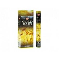 Αρωματικά Sticks Gold Rain για απρόσμενα Κέρδη