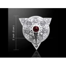 Αλχημική Mandala για Καθολική Μεταμόρφωση Πνεύματος, Ψυχής και Σώματος 925°