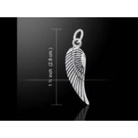 Αγγελικό Φτερό Για Προστασία και Ψυχική Ανάταση 925°