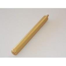 Κερί Δείπνου Χρυσό 21cm